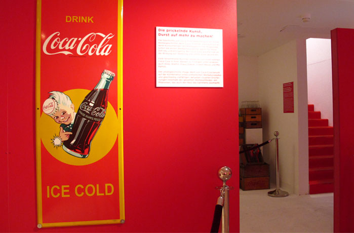 Coca-Cola Pop-Up Store